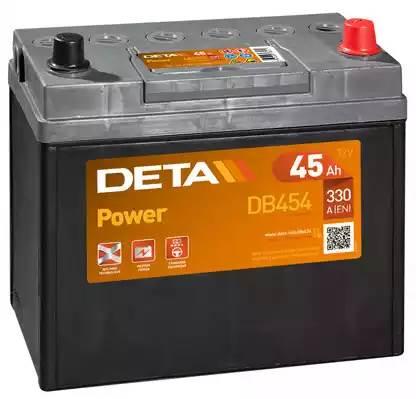 Батарея аккумуляторная, 12В 45А/ч