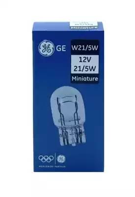 Лампа накаливания' Reliable range W21/5W' 12В 21/5Вт