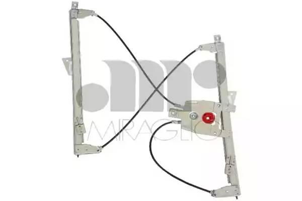 Стеклоподъемник передний правый C5 (X7) БЕЗ МОТОРА MIRAGLIO