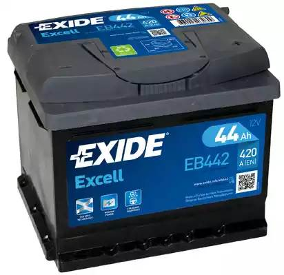 Exide Excell EB442