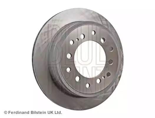 диск тормозной задний