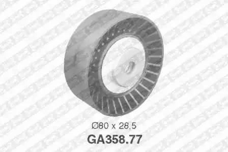 Ролик натяжной, SNR, GA35877