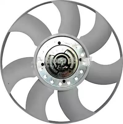 Вентилятор охлаждения двигателя (JP GROUP) 1514900200
