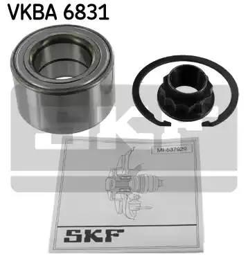 VKBA6831 комплект подшипника ступ.пер./Toyota Avensis 03>/Celica 1.8 99>/Corolla 02