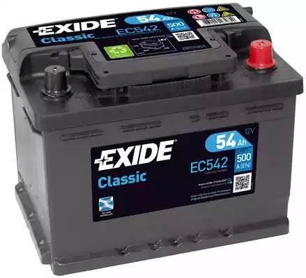 Exide Classic EC542