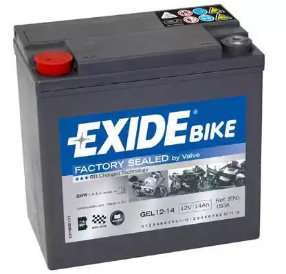 Батарея аккумуляторная, 12В 14А/ч