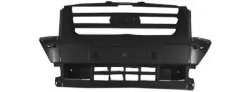 Бампер передний центральная часть Ford Transit 06 -> 09/11 темно-серый (POLIPLAST) 10019122