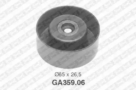 Ролик натяжной, SNR, GA35906