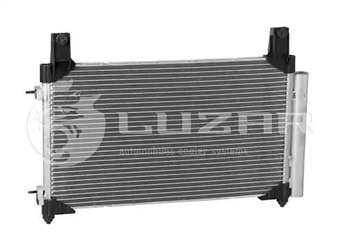 Радиатор кондиционера Luzar LRAC 0575