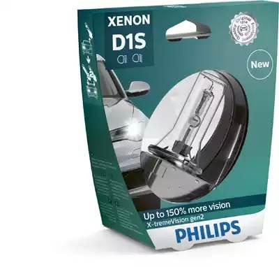 85415XV2S1 лампа XENON (D1S) 35W 12V PK32d-2 L 83 d 9 X-treme Vision +150 85415xv2s1