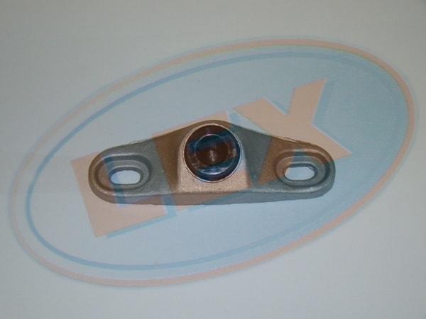 направляющая пластина сдвижной двери