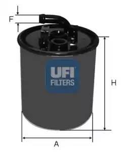 Фильтр топливный CDI без датчика