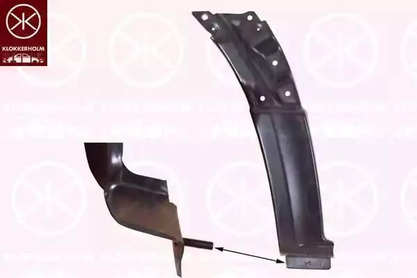 Арка крыла передн прав задн часть MB: Sprinter (W906) 06.06-