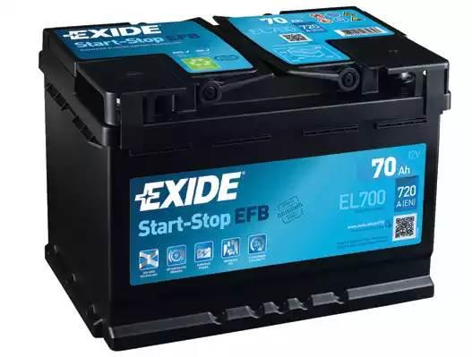 Exide Start-Stop EFB EL700