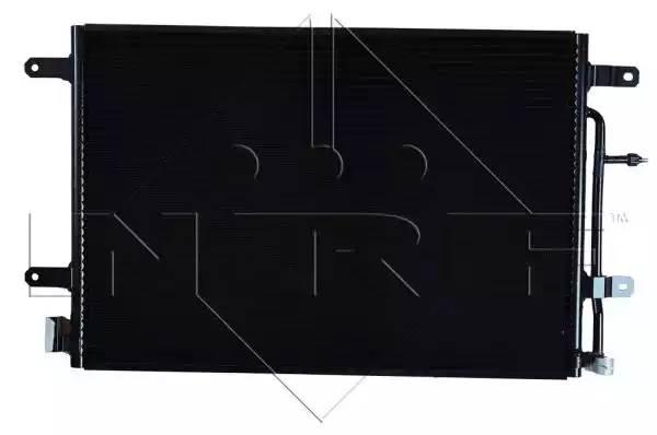 Радиатор кондиционера AUDI A4 (8E2, B6) [2003 - 2004] NRF 35560
