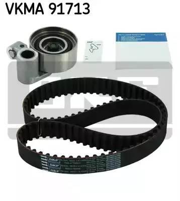 Ремкомплект ГРМ, SKF, VKMA91713