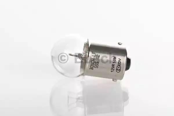 Лампа накаливания BOSCH 12v10w R10W