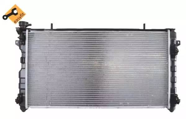 NRF 53734 радиатор системы охлаждения Chrysler Town&Country/Voyager 3.3/3.8 00 53734