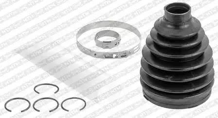 OBK55.007 комплект пыльника ШРУСа наружного Renault Duster 1.2/1.5D 10>/Scenic III obk55007
