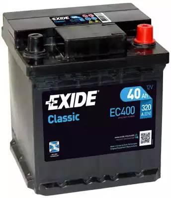Exide Classic EC400