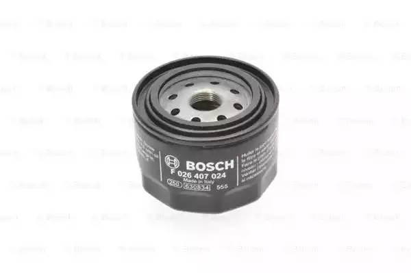 Фильтр масляный, BOSCH, F026407024