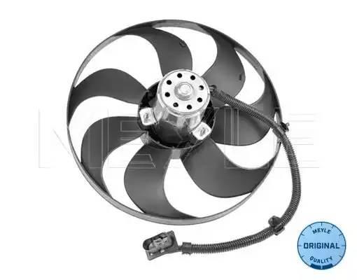 Вентилятор AUDI A3 (8L1) [2000 - ] MEYLE 100 236 0009
