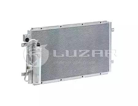 Радиатор кондиционера Luzar LRAC 0190