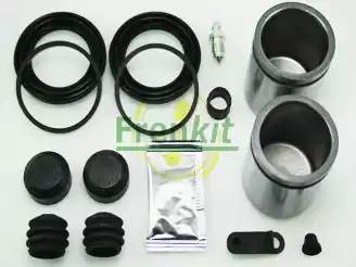 Ремкомплект переднего суппорта с поршнем D52 MB SPRINTER/VW CRAFTER 06=> Спарка
