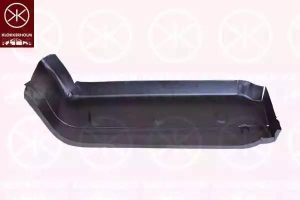 Порог кузова передн прав MB: Sprinter (W901/2/3/4) 96-06