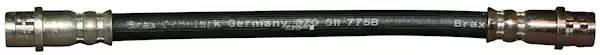 Тормозной шланг AUDI A2 (8Z0) [2000 - 2005] JP GROUP 1161703000