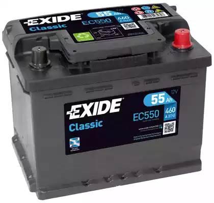 Exide Classic EC550