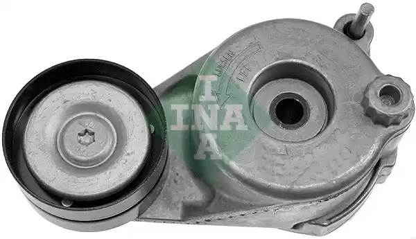 Натяжитель приводного ремня с роликом 906 OM642