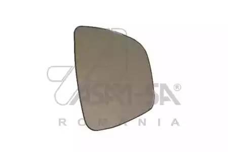 30350ASAM стекло зеркала с подогр. прав. Renault Logan/Sandero/Duster 08