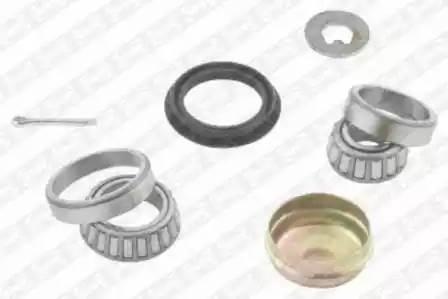R154.50 K-02/15 10/37 F102055 VKBA3519 комплект подшипника ступ.зад. Audi A4 95-0 r15450