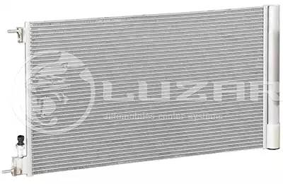 Радиатор кондиционера Luzar LRAC 05122