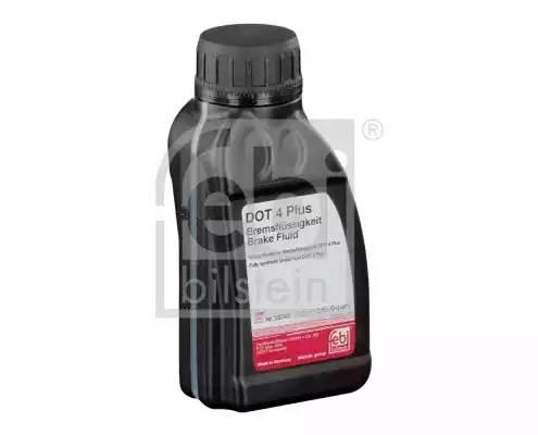 Жидкость тормозная DOT4 PLUS 0 25L