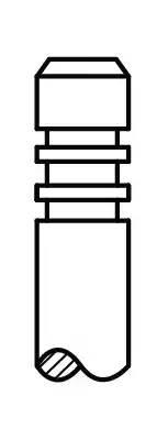 клапан впускной 1,4-1,6 (30x6x99)(100-115)