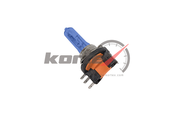 Лампа H15 55/15W 12V PGJ23t-1 (64176CBI) COOL BLUE (PREMIUM)