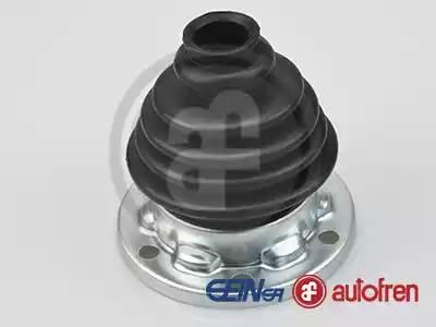 D8033 комплект пыльника ШРУСа внутреннего VW Golf 1.6-2.0 83-99 d8033