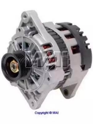 генератор 1.5 8кл 12v 85a