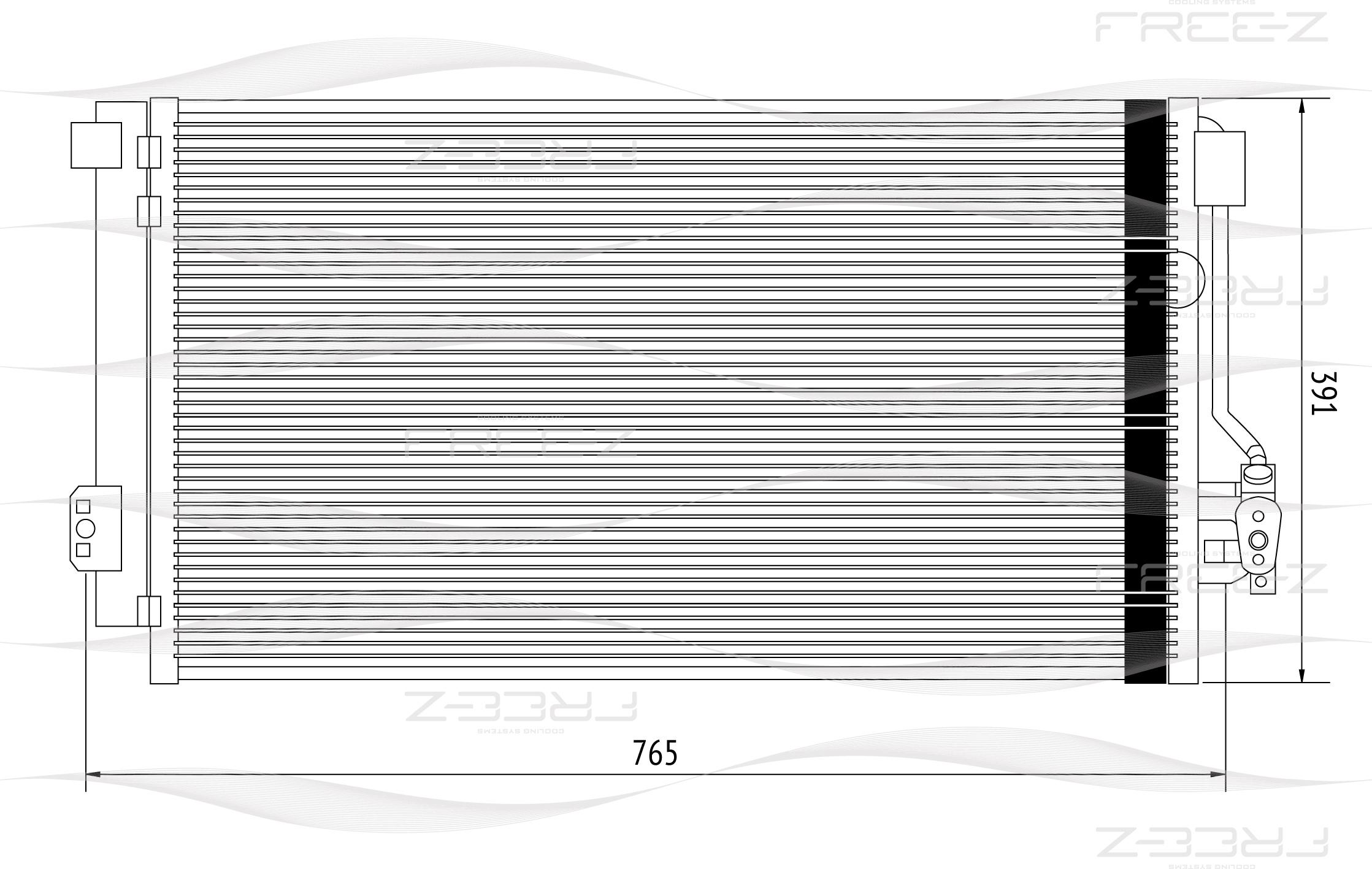 Радиатор кондиционера [708x368]