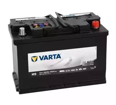 VARTA 600123072A742
