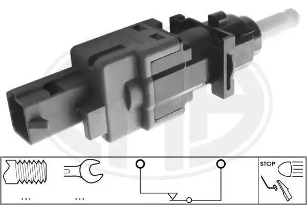 Датчик заднего хода FIAT: MULTIPLA (186) 1.9 JTD (186AXE1A)/1.9 JTD 105 (186AXB1A)/1.9 JTD 110/1.9 J