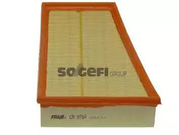 Фильтр воздушный, FRAM, CA9784