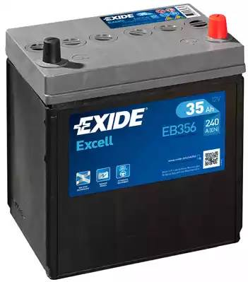 Exide Excell EB356