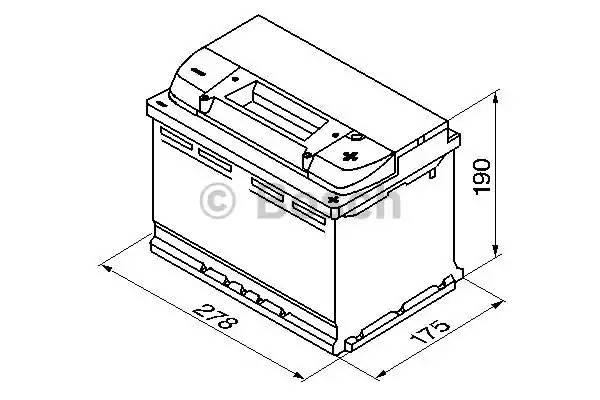 """Батарея аккумуляторная """"S4 Silver"""", 12в 74а/ч - 74"""