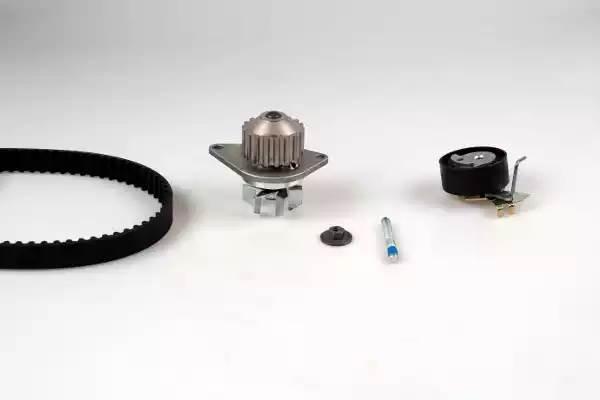 Ремкомплект ГРМ с помпой, HEPU, PK08461