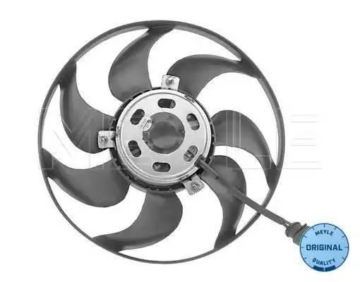 Вентилятор AUDI A3 (8P1) [2003 - ] MEYLE 100 236 0003