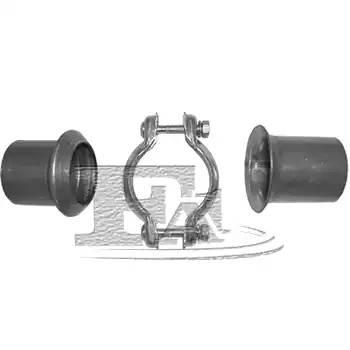 Раструб глушителя ремонтный к-кт