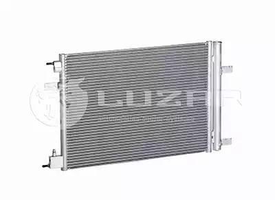 Радиатор кондиционера Luzar LRAC 0550